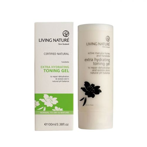 Extra Hydrating Toning Gel