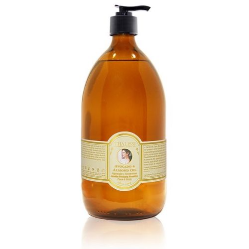 Avocado & Almond Body Oil - 500ml