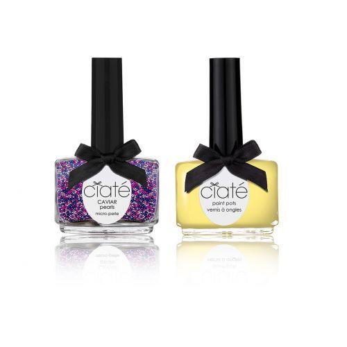 Caviar Manicure - Lemon Fizz