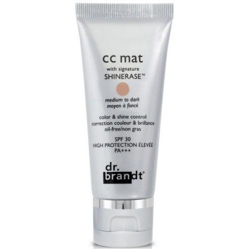 CC Matte with Signature Shinerase - Medium to Dark