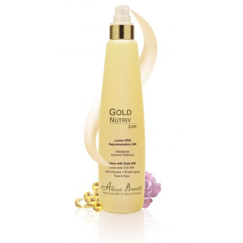 Gold Nutriv Rejuvenating Lotion with Gold 24k 200ml