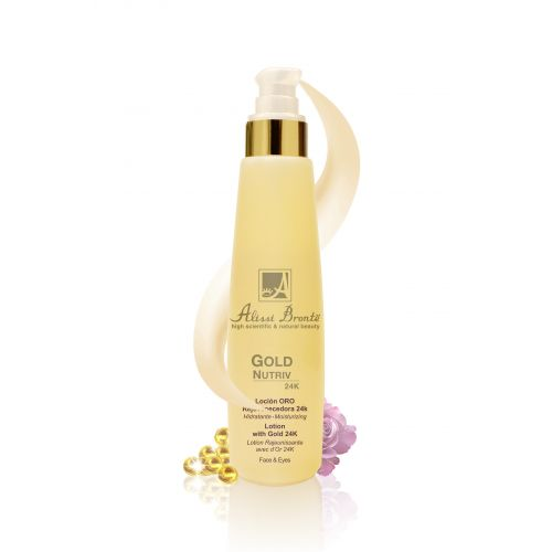 Gold Nutriv Rejuvenating Lotion with Gold 24k 400ml