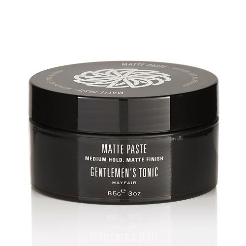 Matte Paste: Hair Styling