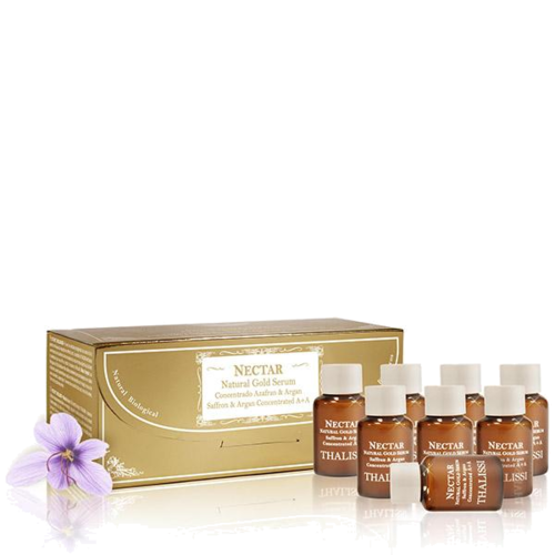 Nectar Concentrated Natural Gold Serum (8units x 5ml)