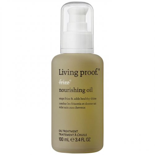 No Frizz Nourishing Oil 100 ml