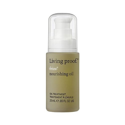 No Frizz Nourishing Oil_Travel 25ml
