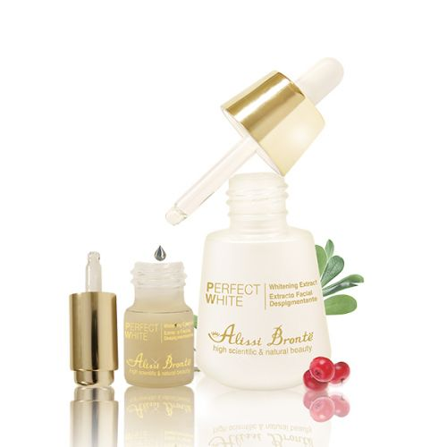 Perfect White Facial Whitening + Gift Essential Oxygen