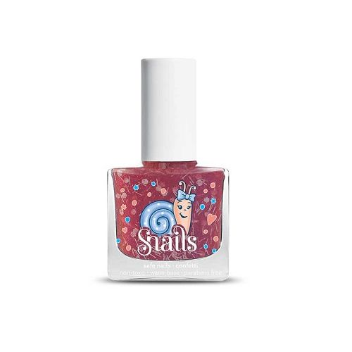 Top Coat - Candy Cane