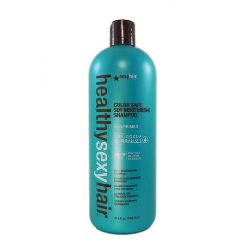 Sulfate Free Soy Moisturizing Shampoo