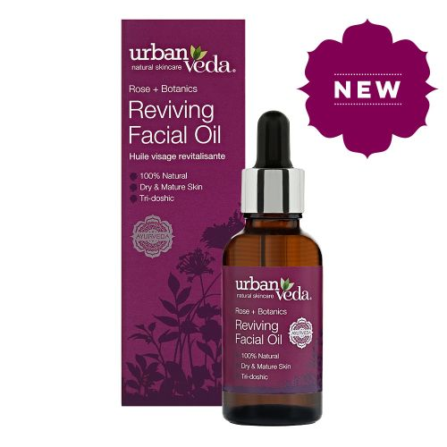 Reviving Facial Oil - NEW